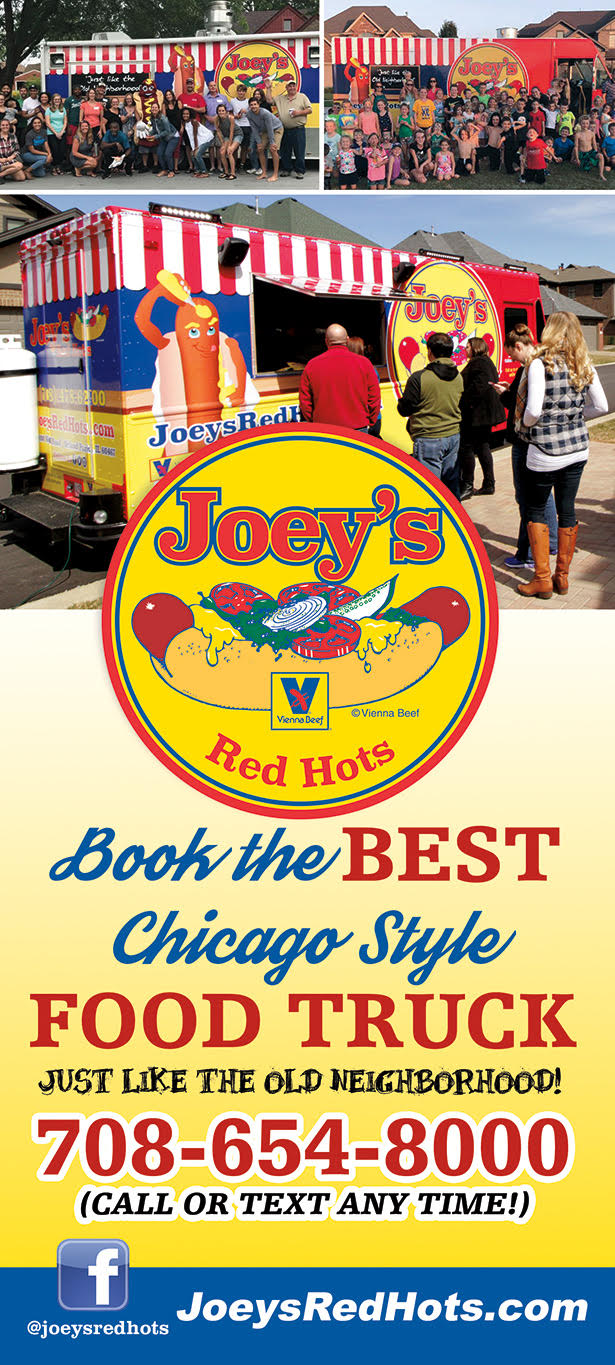 Food Truck Joey S Red Hots Orland Park Il