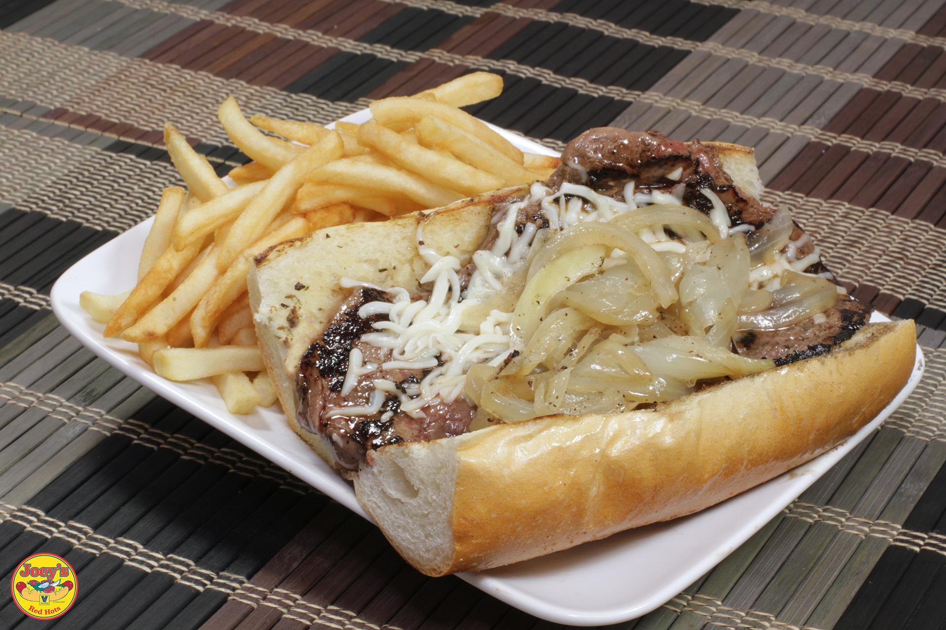 ribeye steak sandwich near me
